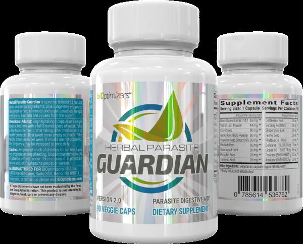 Herbal Parasite Guardian
