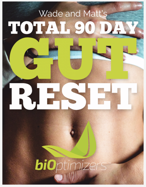 90 day gut reset stack