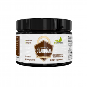 leaky gut guardian chocolate