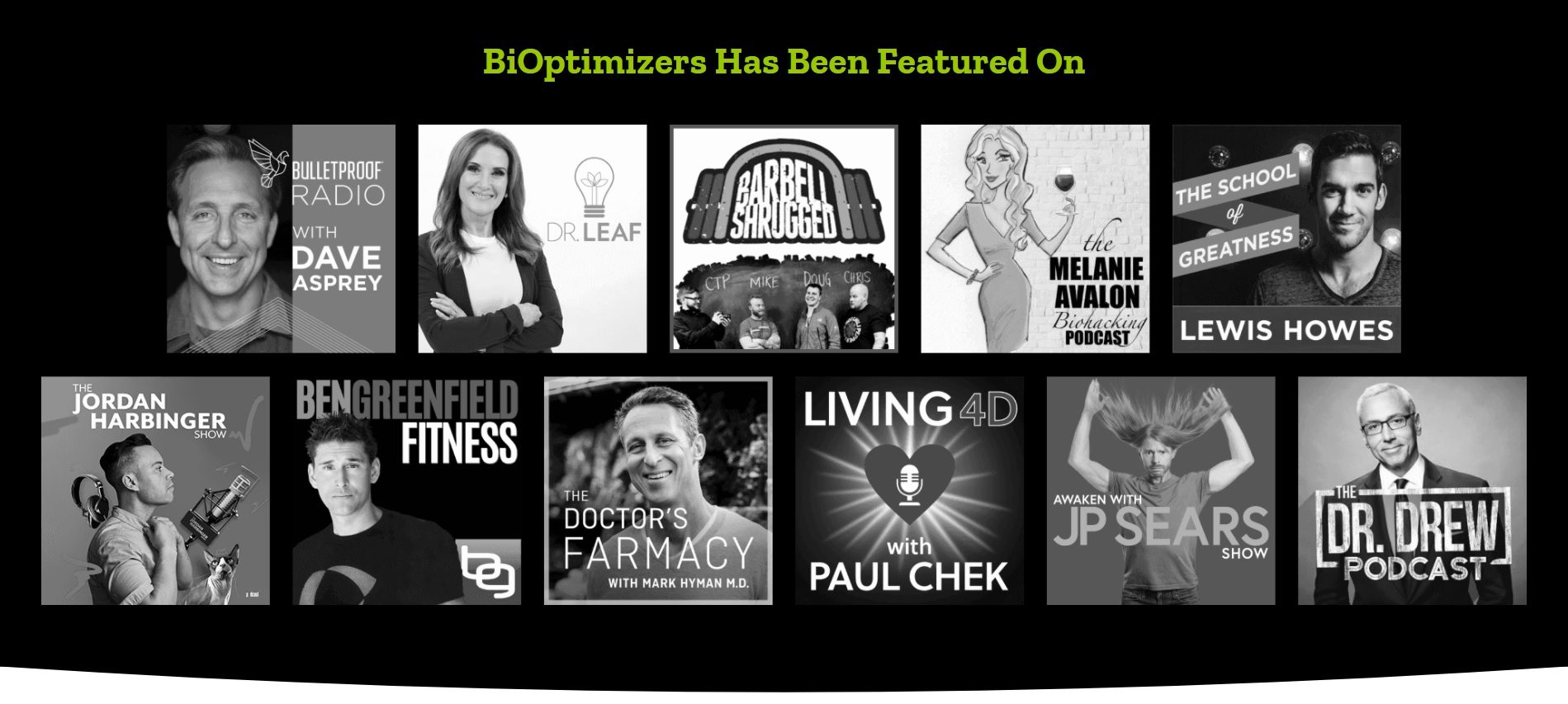 Bioptimizers featured on