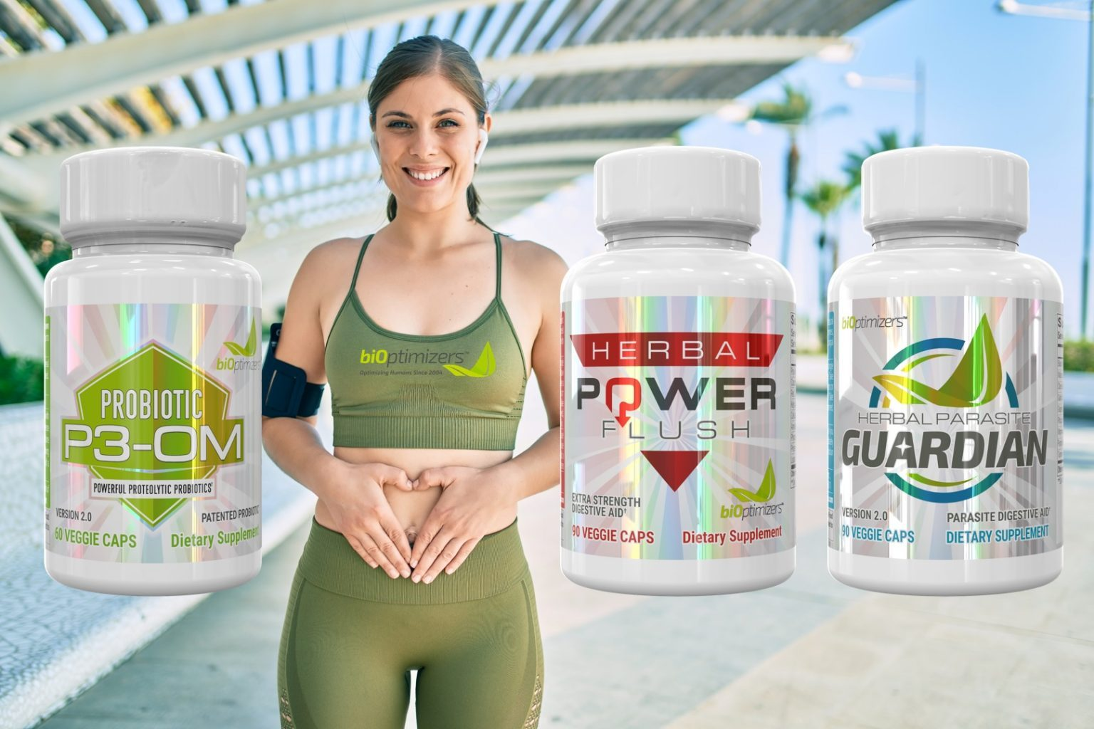 Gut health products
