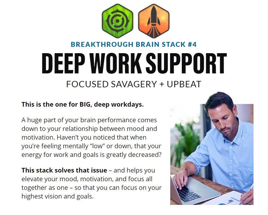 Deep Work Support