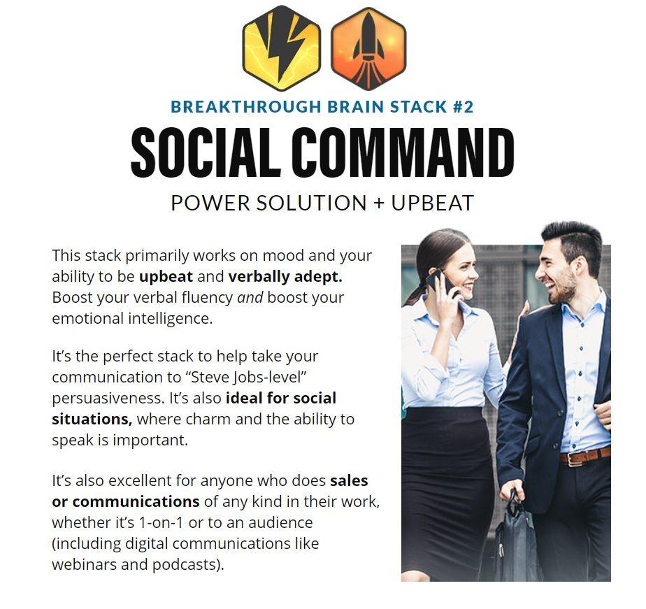 Social Command