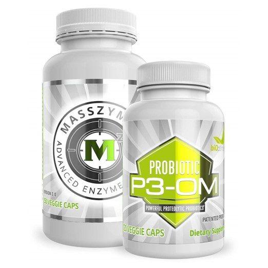 Masszymes & P3-OM IBS bundle